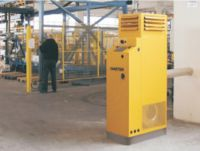 Winter investments - the secret of heating large facilities